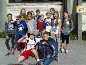Prvenstvo osnovnih šol v atletiki